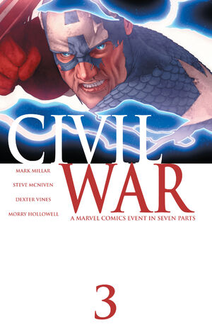Civil War Vol 1 3