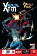 Amazing X-Men Vol 2 6