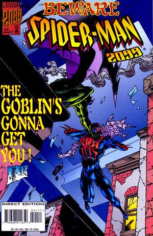 Spider-Man 2099 Vol 1 41