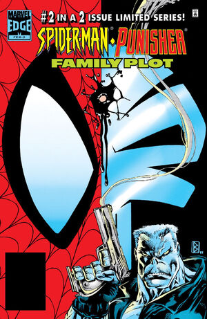 Spider-Man Punisher Family Plot Vol 1 2