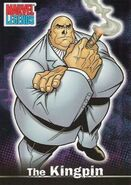 Wilson Fisk (Earth-616) from Marvel Legends (Trading Cards) 0001