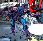 Clinton Barton (Earth-9411) Spectacular Spider-Man (UK) Vol 1 154