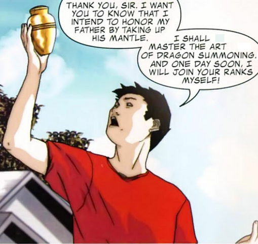 File:Dragon Lord's son (Earth-616) from Avengers The Initiative Vol 1 12 0001.png