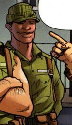 Gabriel Jones (Earth-20051) Marvel Adventures The Avengers Vol 1 34