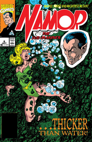 Namor the Sub-Mariner Vol 1 6