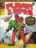 Planet of the Apes (UK) Vol 1 62
