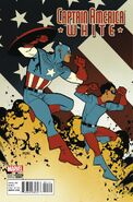 Captain America White Vol 1 1 Asrar Variant
