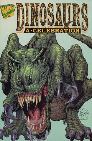 File:Dinosaurs, A Celebration TPB Vol 1 1.jpg