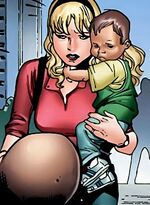 Gwendolyne Stacy (Earth-58163) from House of M Vol 1 5 page 10