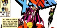 Heroes for Hope Starring the X-Men Vol 1