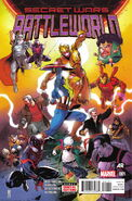 Secret Wars Battleworld Vol 1 1