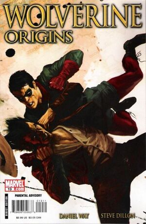 Wolverine Origins Vol 1 19