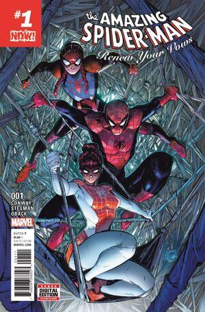Amazing Spider-Man Renew Your Vows Vol 2 1