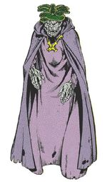 Naga (Earth-616) from Official Handbook of the Marvel Universe Vol 3 5