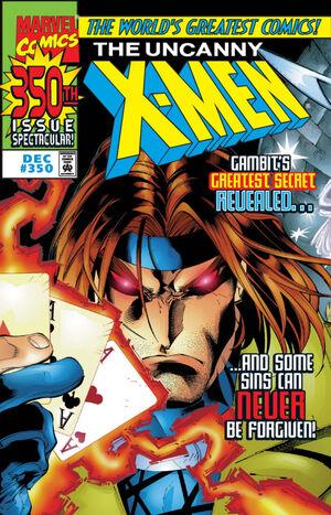 Uncanny X-Men Vol 1 350