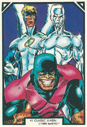 X-Men (Earth-616) from Arthur Adams Trading Card Set 0005
