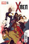 X-Men Vol 4 12 Parel Variant
