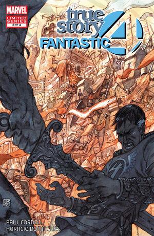 Fantastic Four True Story Vol 1 3