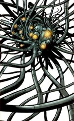 Gremlin (Synthezoid) (Earth-616) from Avengers Assemble Vol 1 1 0001