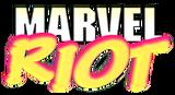 Marvel Riot (1995) Logo