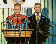 Peter Parker and Anthony Stark (Earth-616) from Amazing Spider-Man Vol 1 533 001
