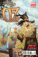 The Road to Oz Vol 1 1 variant