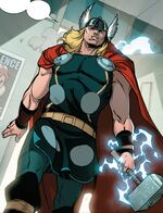 Thor Odinson (Earth-TRN563) from Thor Season One Vol 1 1