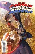 All-New Captain America Vol 1 1 Ross Variant
