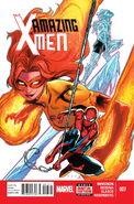 Amazing X-Men Vol 2 7