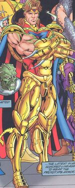 Kevin Green (Earth-95431) from Phoenix Resurrection Aftermath Vol 1 1 001
