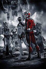 Astonishing Ant-Man Vol 1 1 Textless