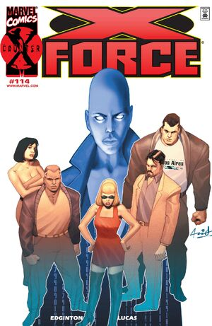 X-Force Vol 1 114