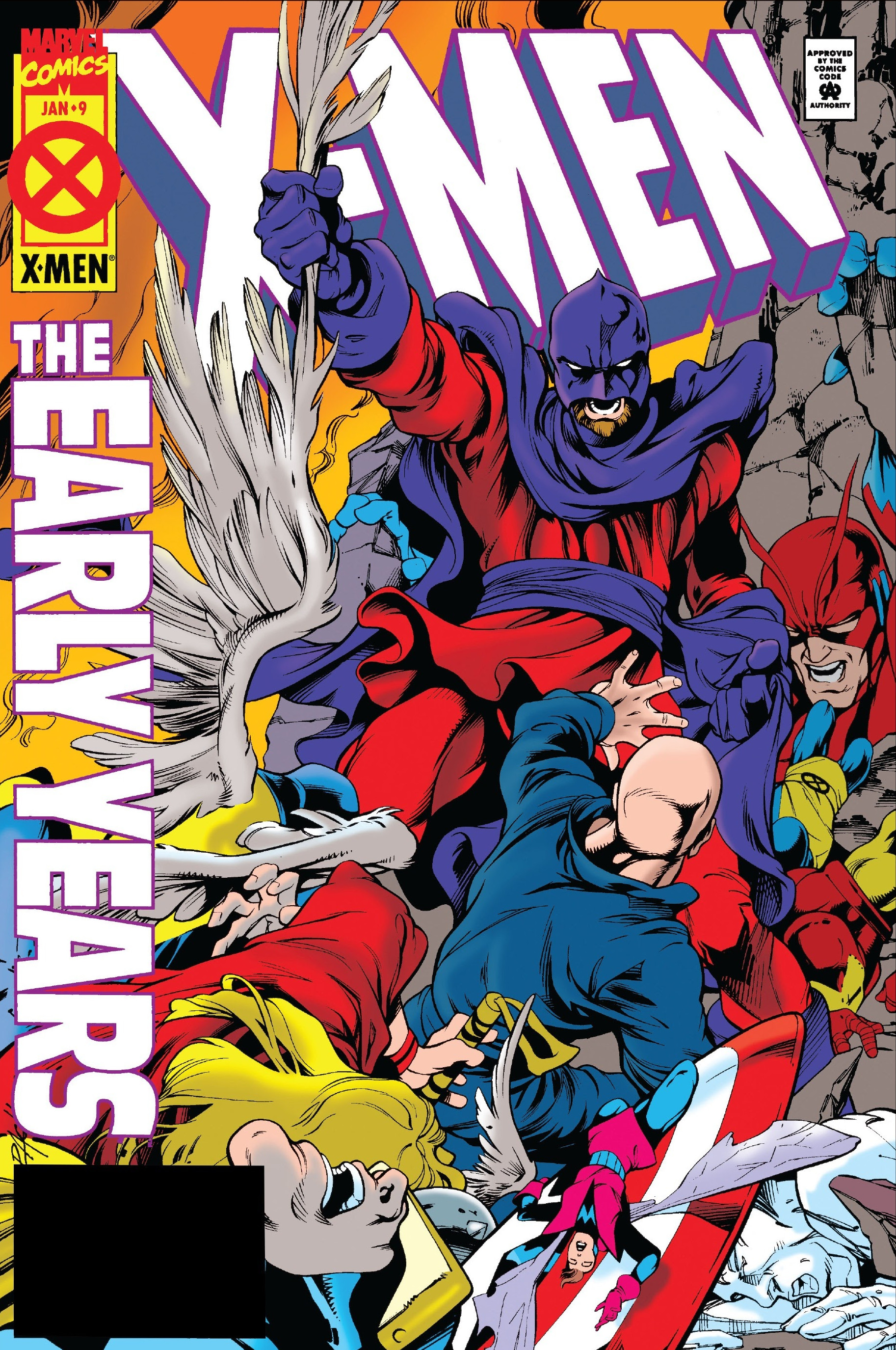 X-Men The Early Years Vol 1 9