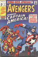 Avengers Annual Vol 1 3