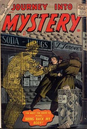 Journey into Mystery Vol 1 47