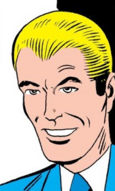 Peter Spalding (Earth-616) from Machine Man Vol 1 11 001