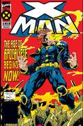 X-Man Vol 1 1