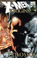 X-Men Origins Colossus Vol 1 1
