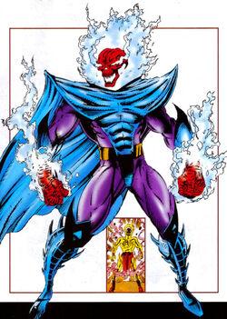 Zarathos (Earth-616) from Marvel Zombies Handbook Vol 1 1 0001