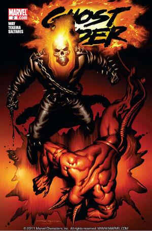 Ghost Rider Vol 6 2