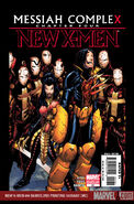 New X-Men Vol 2 44 2nd Printing Variant