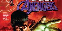Uncanny Avengers Annual Vol 2