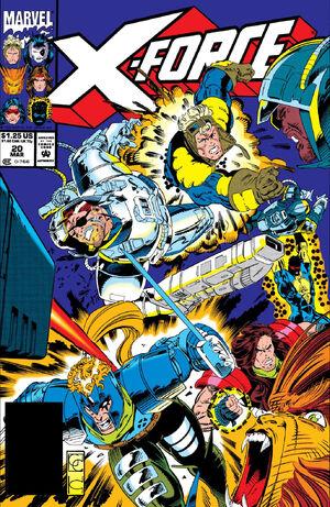 X-Force Vol 1 20
