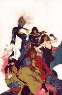 X-Men Vol 4 12 Parel Variant Textless