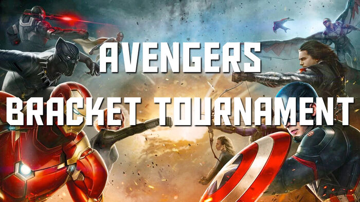 Avengers Bracket Tournament 1280x720