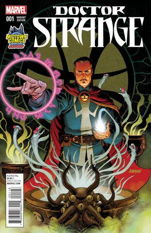 File:Doctor Strange Vol 4 1 Midtown Comics Exclusive Variant.jpg