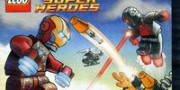 LEGO Marvel Super Heroes: Iron Man 3 Vol 1