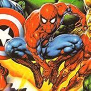 Marvel Super Heroes War of the Gems Spider-Man