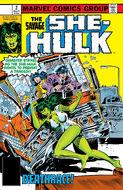 Savage She-Hulk Vol 1 2