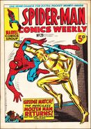 Spider-Man Comics Weekly Vol 1 29